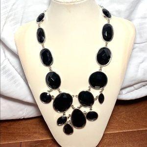 White House Black Market Jewelry - 2/$25 Bib statement necklace -WHBM